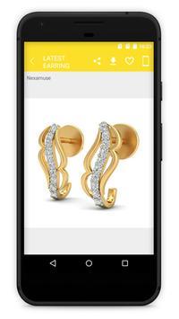 Latest Earring Jewellery Designs screenshot 6