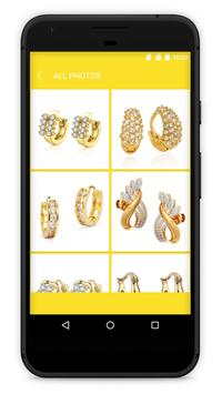 Latest Earring Jewellery Designs screenshot 1