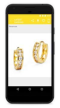 Latest Earring Jewellery Designs screenshot 3