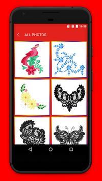 Best Embroidery Designs Patterns 2019 screenshot 1