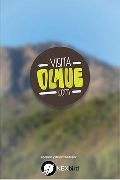 Visita Olmue poster
