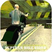 SuperXR Bike Rider 3D icon