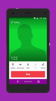 iXPEREA Royal Purple Theme apk screenshot