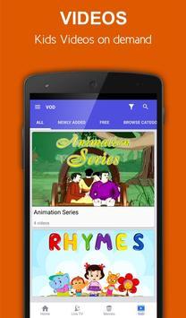 nexGTv Kids – Rhymes Cartoons screenshot 13