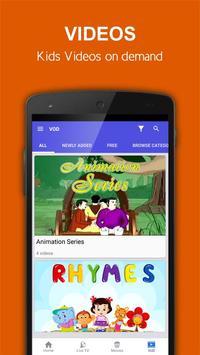 nexGTv Kids – Rhymes Cartoons screenshot 3