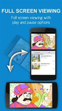 nexGTv Kids – Rhymes Cartoons screenshot 5