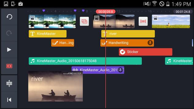 KineMaster – Pro Video Editor apk screenshot