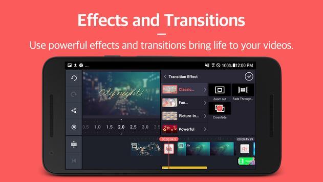 KineMaster – Pro Video Editor apk screenshot
