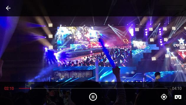 KT GiGA VR Player apk screenshot