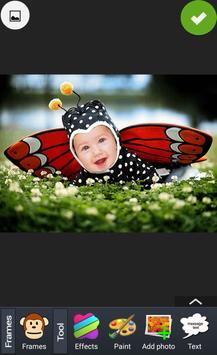 Baby Photo Montage screenshot 14