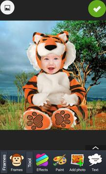 Baby Photo Montage apk screenshot