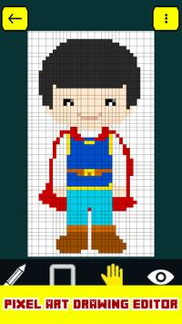 Pixel Art Editor Pixel Coloring Drawing Book For Android