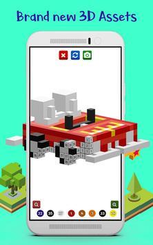 3D Color by Number Coloring Book 2018 - Pixel Art screenshot 4