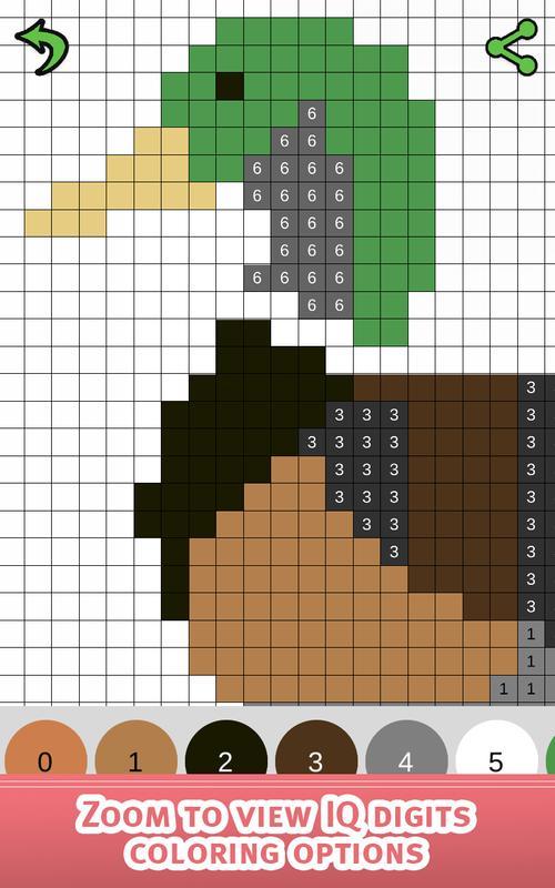 Download Pixel Art: Color by Number 4.6 APK