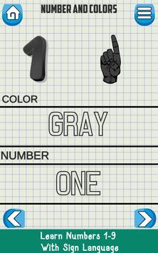 ASL Learning Flashcards screenshot 2