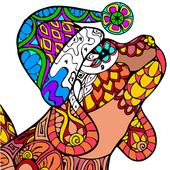 Dogs Color icon