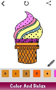 Ice Cream Color स्क्रीनशॉट 4