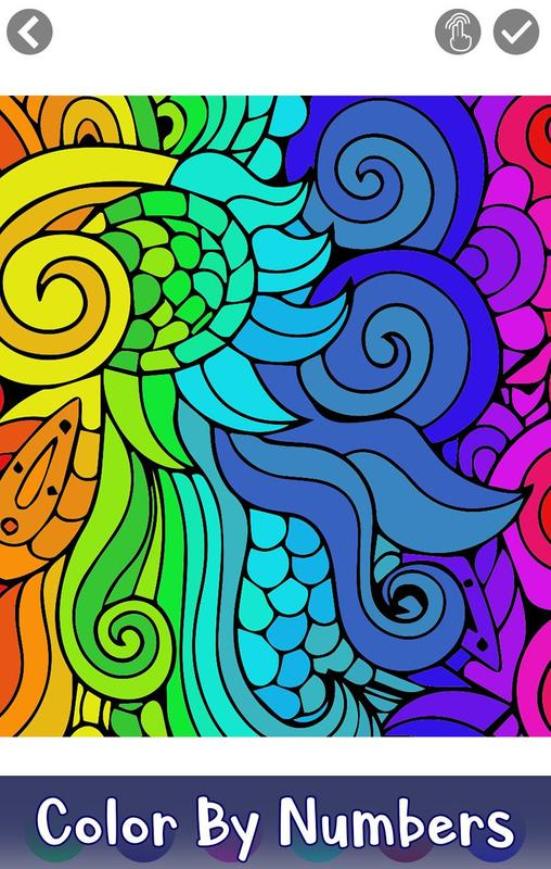 Adult Color By Number Para Android