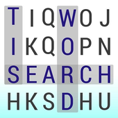 Word Crossy Search Connect - WordScapes Crossword icon