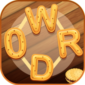 Word Connect 2017 - WordScapes Brain Word Cookies icon