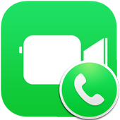 FaceTime free Calls Android icon