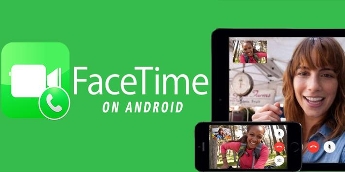 FaceTime free Calls Android poster