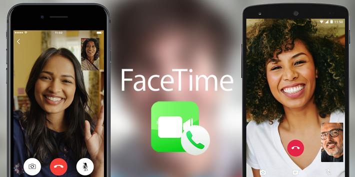 FaceTime free Calls Android screenshot 1