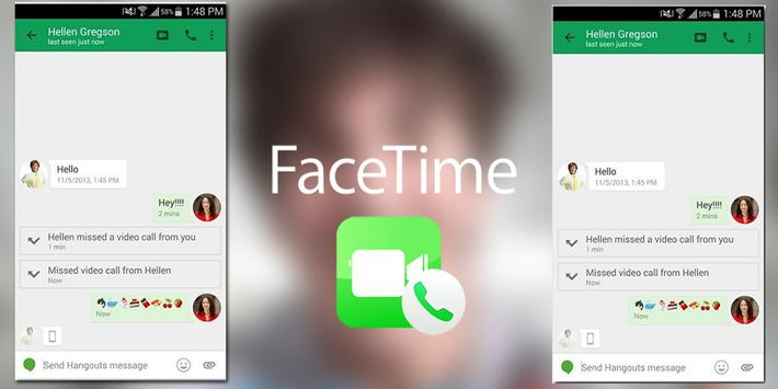 FaceTime free Calls Android screenshot 3
