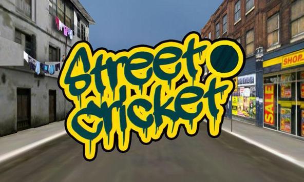 Street Cricket पोस्टर
