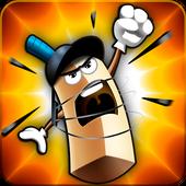 Bat Attack Cricket Multiplayer आइकन