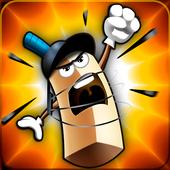 Bat Attack Cricket Multiplayer icon