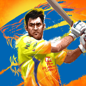 Chennai Super Kings Battle Of Chepauk 2 आइकन