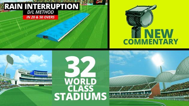 World Cricket Championship 2 पोस्टर