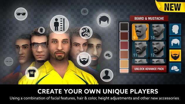 World Cricket Championship 2 apk स्क्रीनशॉट