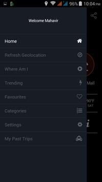 My Places - Find NearBy Places apk screenshot