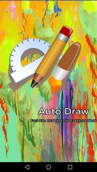 AutoDraw Advanced poster