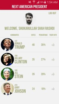 Next American President apk screenshot