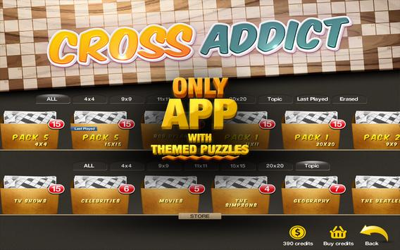CrossAddict screenshot 1