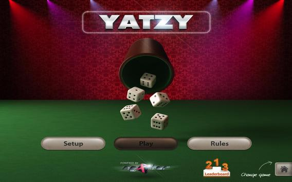 Yatzy HD + Generala + 10000 apk screenshot