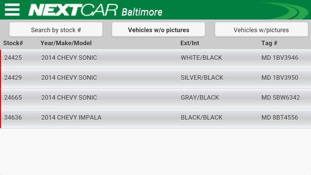 NC Sales Snapshotz screenshot 6