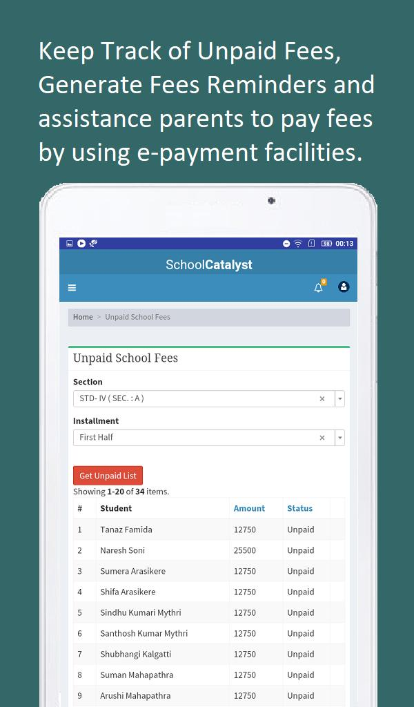 SchoolCatalyst for Android - APK Download