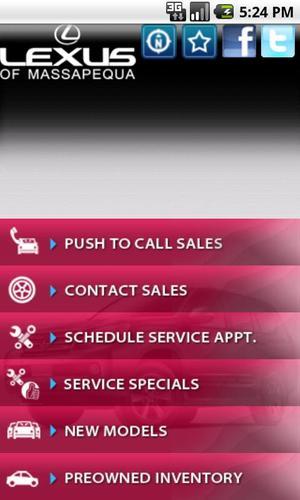 Lexus Of Massapequa >> Lexus Of Massapequa For Android Apk Download
