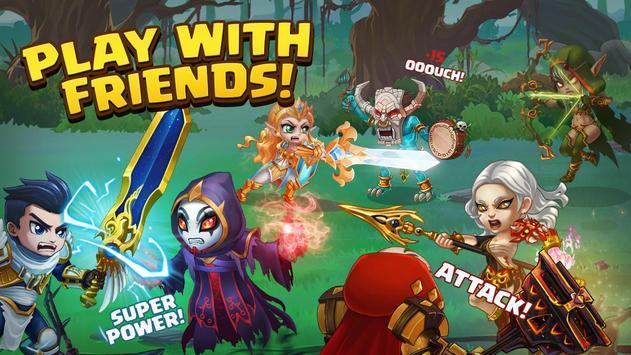 Hero Wars – Ultimate RPG Heroes Fantasy Adventure apk screenshot
