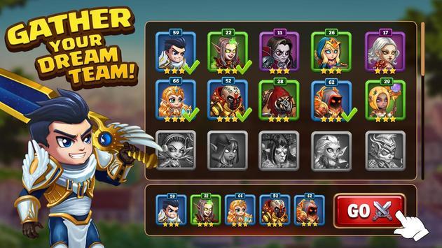 Hero Wars apk screenshot