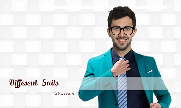 Formal Men Suit Photo Editor 2018 screenshot 1
