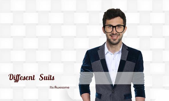 Formal Men Suit Photo Editor 2018 screenshot 2