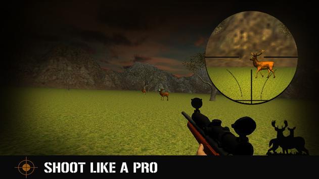 Deer Hunter 3D apk screenshot