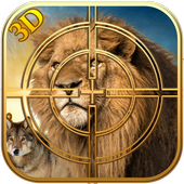 Jungle Beast Hunting: Shooter icon