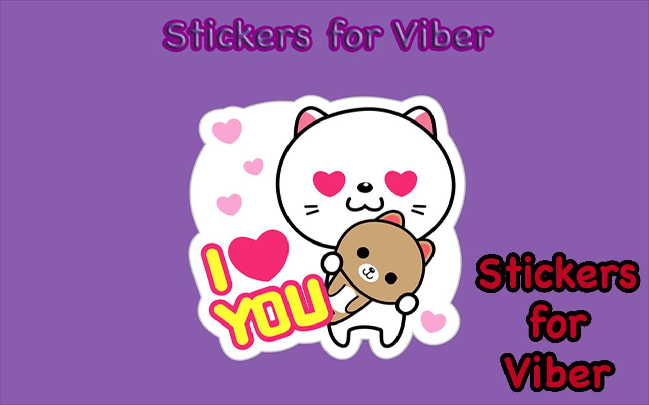 Love Stickers for Viber for Android - APK Download