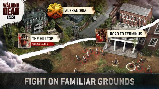 The Walking Dead No Man's Land screenshot 3